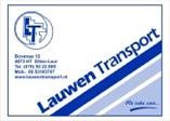 Lauwen Transport