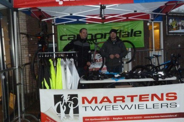 Materiaalpost Martens Tweewielers