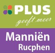 logo PLUS Manniën