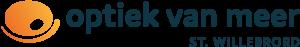 Logo Optiek van Meer